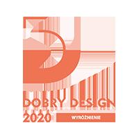 Dobry Design 2020 Wyróżnienie - Font Barcelona